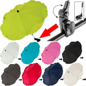 Baby Umbrella / Parasol / Sunshade (UV PROTECTION 50+) for Pushchair / Pram / Buggy