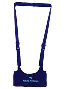 Flikool Handheld Baby Walker Baby Toddler Parenting Walking Assistant Learning Walk Safety Reins Protective Belt Children Carry Harness Wings Belt - Dark Blue