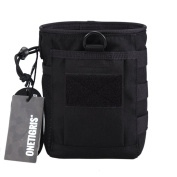 OneTigris Tactical MOLLE Dump Pouch Utility Accessory Pouch Molle Backpack Attachment