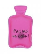 MG & Compagnie Hand Warmer - Colour : Pink