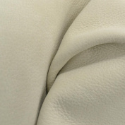 Leather Cow Upholstery Project Piece 2.1 sf Chalky White 120mls nubuck-10