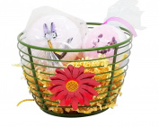 Candy Cakes Bath Bomb and Kitty Couture Towel Gift Set For Mother's Day