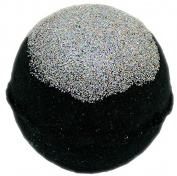 Intimate Bath and Body 170ml Super Galactica Glitter with Little Black Dress Bath Bomb
