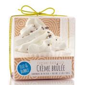 Fizz & Bubble Natural Creme Brulee Cupcake Bath Fizzy