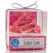 Fizz & Bubble Natural Bubble Gum Cupcake Bath Fizzy