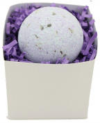 Sleepy Time Lavender 300ml Bath Bomb by Witch Hippie