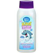 White Rain Kids 2 in 1 Body Wash & Bubble Bath 740ml