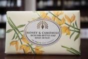 Honey & Camomile Rich shea Butter Soap