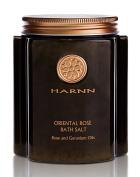 ORIENTAL ROSE BATH SALT with Rose & Geranium oils, 570ml