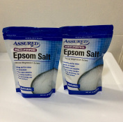 2pck - Assured Epsom Salt Multi-Purpose 470ml