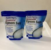 2pck - Assured Epsom Salt Multi-Purpose 470ml