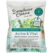 European Soaps Dresdner Spruce Needle Eucalyptus Sparkling Bath