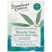 European Soaps Dresdner Health Packet Eucalyptus Fennel Honey Bath Salt