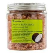 Aroma Bath Salt with Coconut Oil Himalayan Crystal Rock Salt for Refresh Body