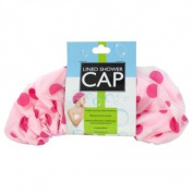 Hair Shower Cap Bundled with Boby Glove Bathing