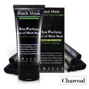 SHILLS Black Charcoal Peel-Off Mask
