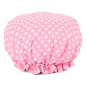 LQZ(TM)Shower Hat for Women Waterproof Double Layers Women's Shower Caps