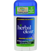Herbal Clear Deodorant - Stick - Mountain Air Fresh - No Aluminium - 50ml