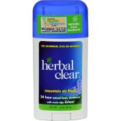 Herbal Clear Deodorant - Stick - Mountain Air Fresh - No Aluminium - 50ml