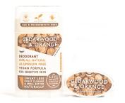 Live Beautifully Vegan Deodorant - Cedarwood & Orange - Aluminium Free