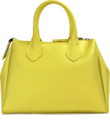 Gum Women's Top-Handle Bag yellow