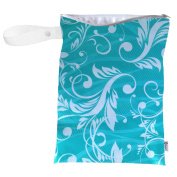 Multi-purpose WET BAG by PumpEase - TaTa Turquoise