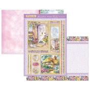 Hunkydory Crafts Primrose Lane Home Sweet Home Topper Set Card Kit PRIMLANE906