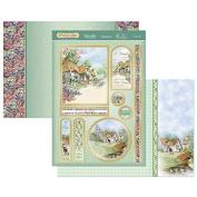 Hunkydory Crafts Primrose Lane Country Life Topper Set Card Kit PRIMLANE902