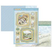 Hunkydory Crafts Primrose Lane Sunny Days Topper Set Card Kit PRIMLANE908