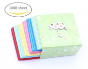 LovesTown Origami Paper,1000 Sheets