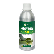 ALOVERA OIL 100% NATURAL PURE UNDILUTED UNCUT CARRIER OIL 250ML