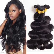 Colourful Bird Hair Brazilian Virgin Hair Body Wave 4 Bundles Unprocessed Virgin Human Hair Weave Extensions 12 14 16 46cm