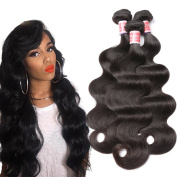 Pizazz Malaysian Hair Body Wave 3 Bundles Virgin Remy Hair Weft Cheap 7a Unprocessed Malaysian Body Wave Weave Human Hair Extension Natural Colour