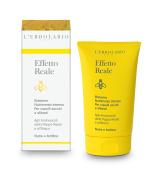 L'Erbolario Intense Nourishment Conditioner EFFETTO REALE - BALSAMO NUTRIMENTO INTENSO 125 ml For dry and brittle hair