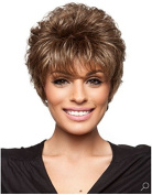 Europe and the United States wig fashion popular wig short hair rose network high temperature silk fluffy short curls