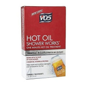 Alberto VO5 Hot Oil Shower Works Weekly Deep Conditioning Treatment - 3PC
