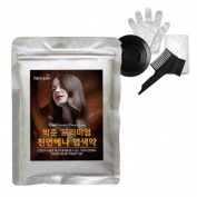 [Parkjun Beauty Lab]Hena Hair Dying Kit 120ml/Korean Hair Salon Product/Breaking Free/Treatment