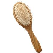 Woods World Wooden Anti-static Hair Brush- Kids & Adults Massage Hair Brush -No More Tangler