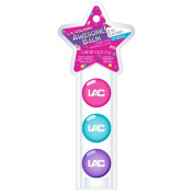 L.A. Colours Awesome! Lip Balm Set - Pink