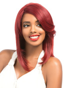 MEGA LACE 113 (OMBUG) - Hair Topic L-Part Synthetic Lace Front Wig