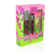Bath & Body Gift Set - 3 Pice - 120ml Body Mist - 15ml  Eau De Parfum   Perfume - 120ml Body Lotion