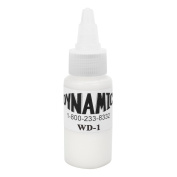 Dynamic Tattoo Ink Colour White 30ml