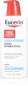 Eucerin Daily Hydration Moisturising Lotion, Fragrance Free 500ml