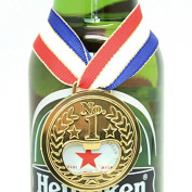Flying Colourz Gold Medal Beer Bottle Opener