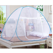 Candora® Mosquito Nets, Outdoor Mongolian Yurt Dome Net-Free Installation and Folding Nets, Prevent Insect,ensure air flow Pop Up Tent Curtains,Great For Indoor and Outdoor Use