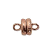 6mm Magnetic Copper Plated Clasps