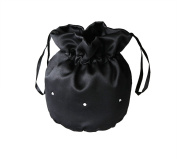 Flora Bridesmaid Bridal Handbag/Girl Holy Communion Dolly Bag,diamante