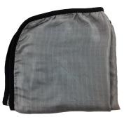 Bambino Land Bamboo Double Layer Muslin Blanket - Grey