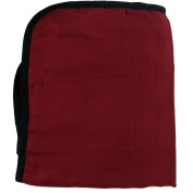 Bambino Land Bamboo Double Layer Muslin Blanket - Red