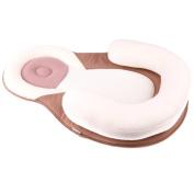 Jili Online Baby Cotton Safe Sleep Pad Mat Positioner Pillow Anti Roll Sleeping Nest